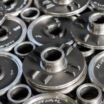 Hydraulic brake piston