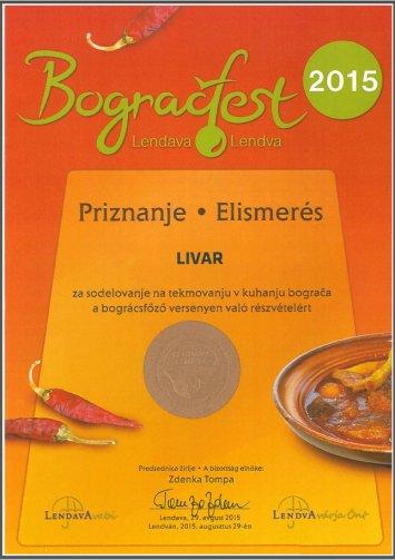 Bogračfest 2015